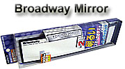 Broadway Car Rear View Mirror