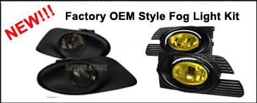 OEM Style Fog Light