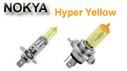 Nokya Arctic Hyper Yellow Headlight Bulb