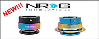 NRG Neochrome Ring Quick Release