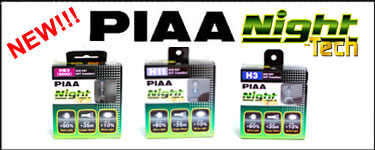PIAA Night Tech Headlight Bulb